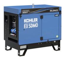 SDMO Diesel 6000 E